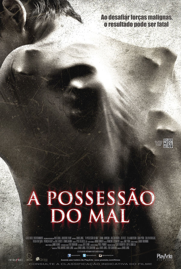 a possessão do mal trailer cartaz