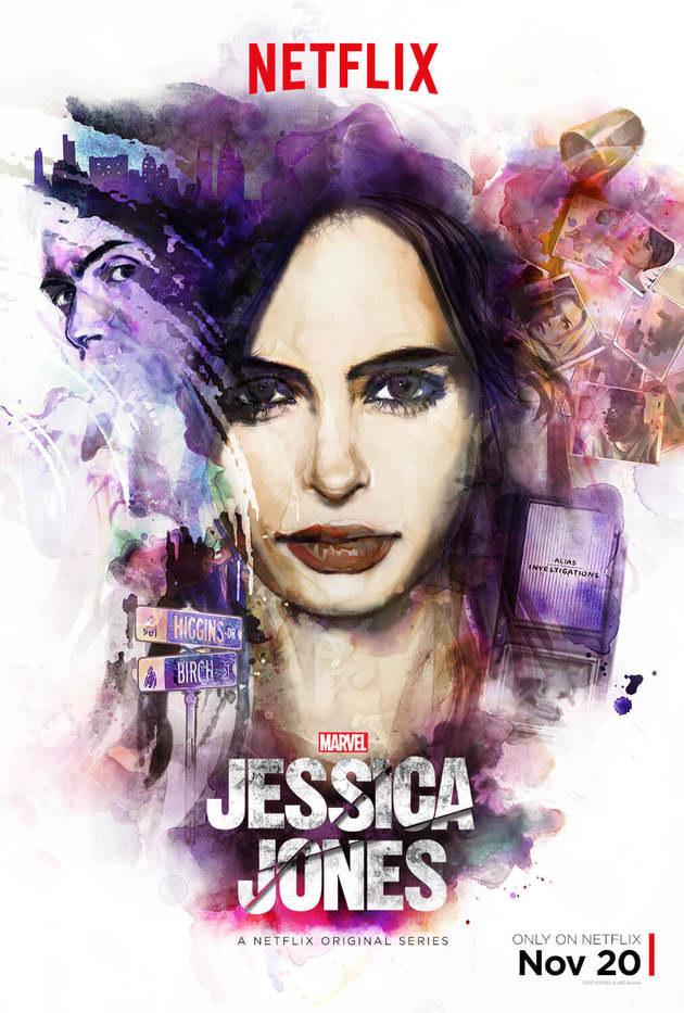 jessica jones trailer netflix