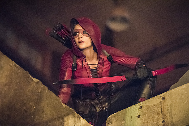 "Arrow -- ""Green Arrow"" -- Image AR401B_0070b -- Pictured: Willa Holland as Speedy -- Photo: Dean Buscher /The CW -- �© 2015 The CW Network, LLC. All Rights Reserved."