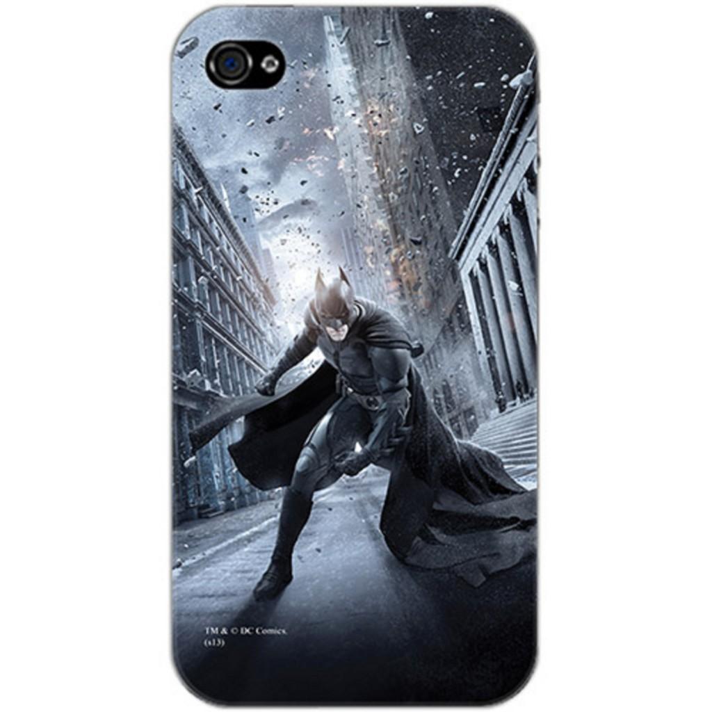 Case Apple iPhone 4-4S - Warner Bros. I am Batman - Custom4U - R$ 89,99