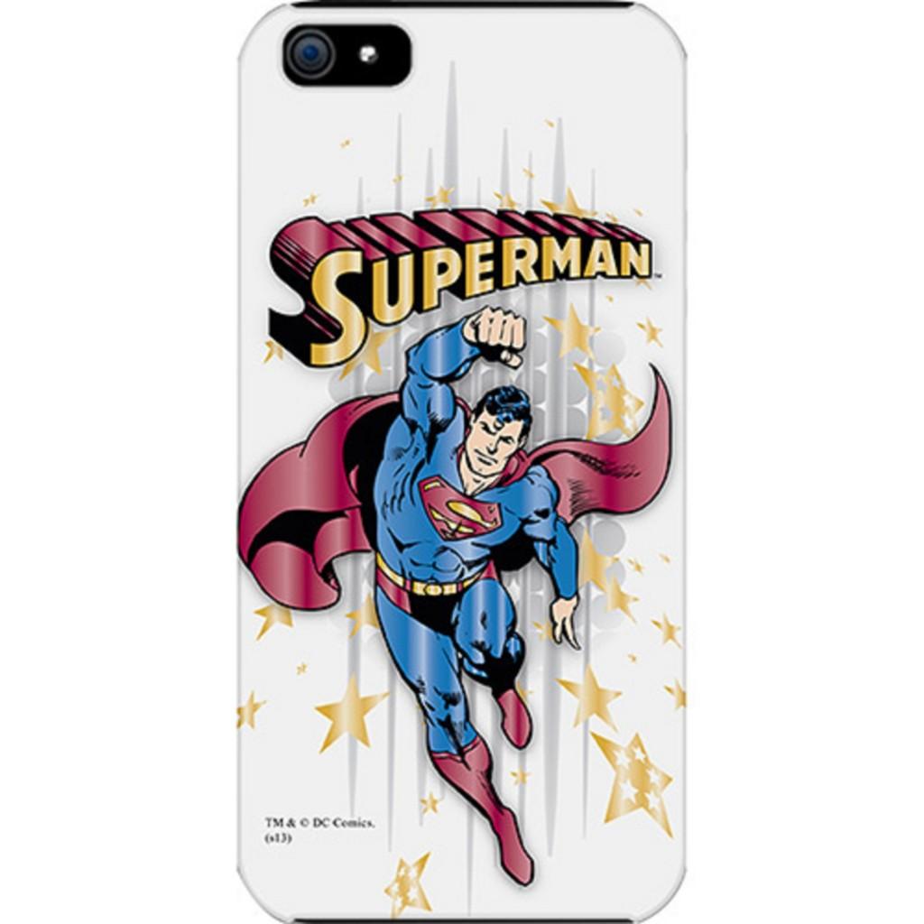 Case Apple iPhone 5 Custom4U Superman - R$ 89,99