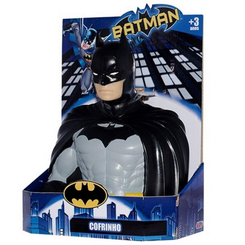 Cofrinho Busto Batman 20cm 9562 - Rosita - R$ 59,99