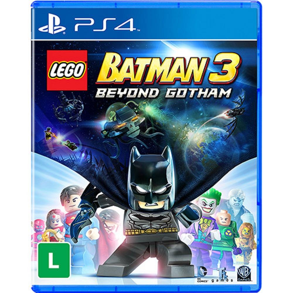 Game Lego Batman 3 (Versão em Português) - PS4 - R$ 179,90