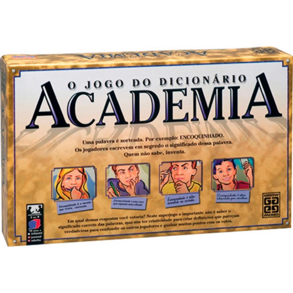 Jogo Academia - Grow - R$ 71,90