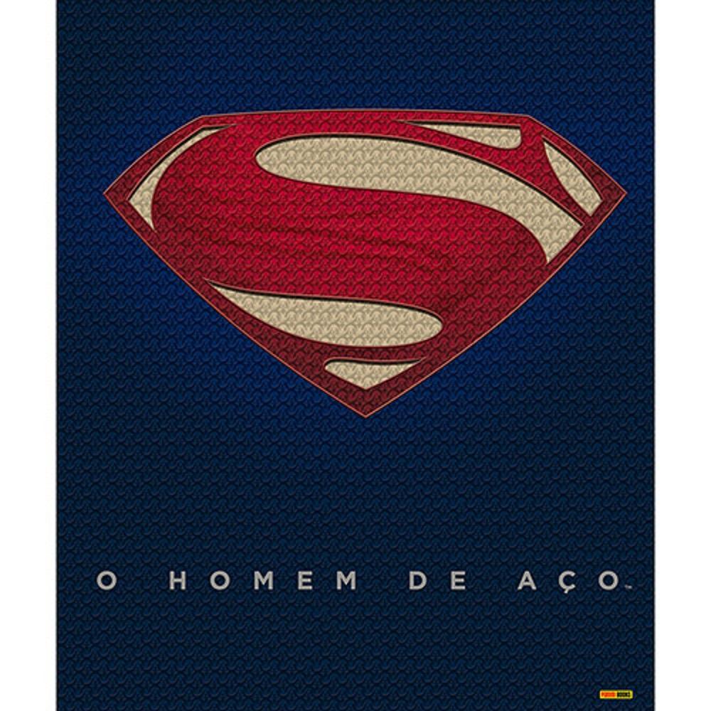 Livro - O Homem de Aço - R$ 89,99