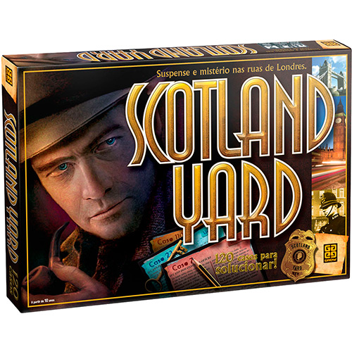 Scotland Yard - Grow - R$ 76,49