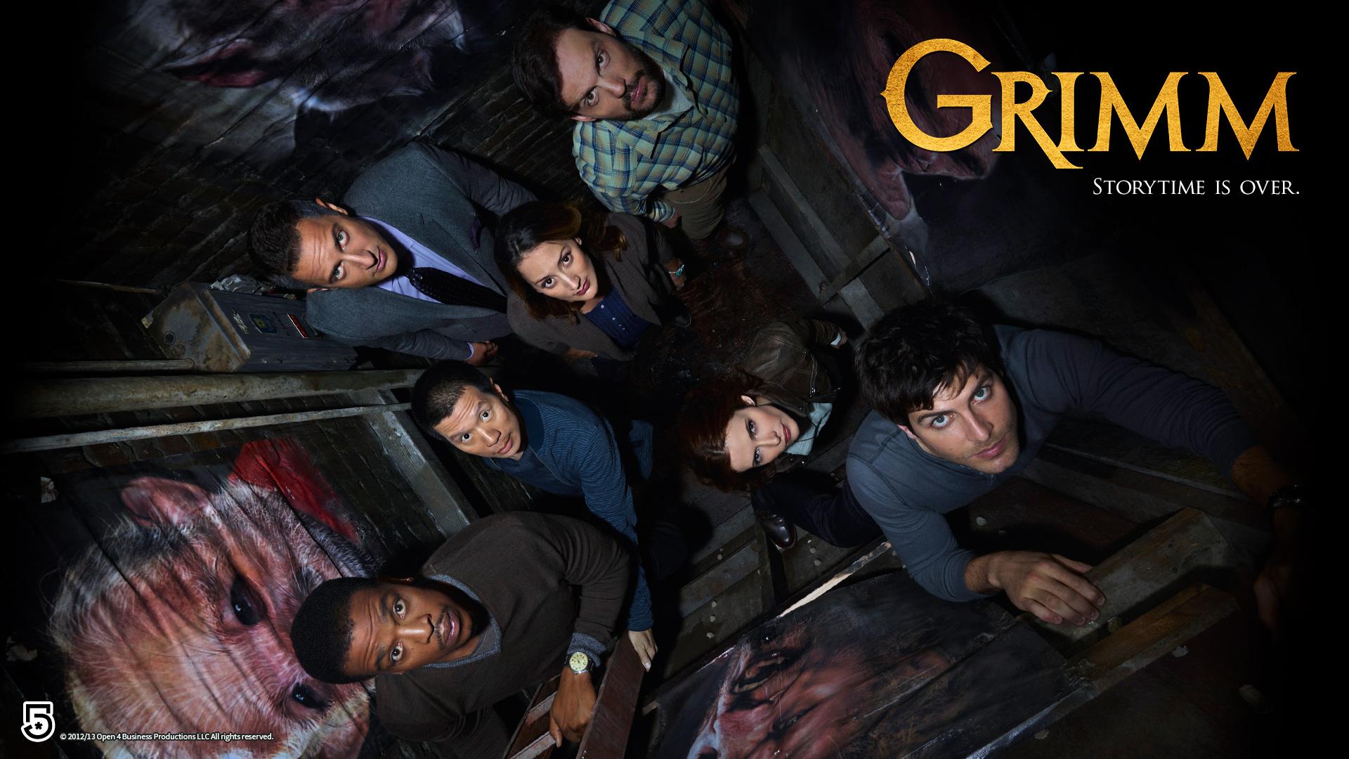 Resultado de imagem para Grimm