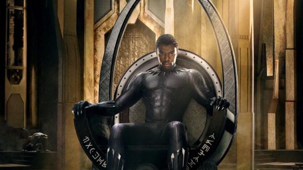 'Pantera Negra' tem a primeira semana mais lucrativa da história da Marvel Studios