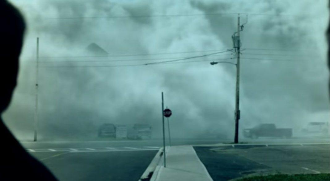 O Nevoeiro Netflix