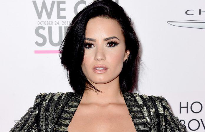 Ouça agora 'Sorry Not Sorry', o novo single de Demi Lovato