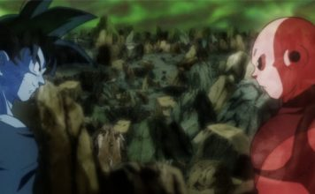 Goku e Jiren