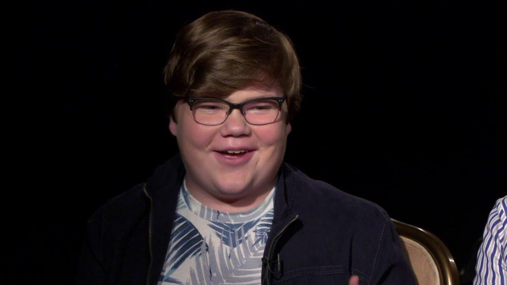 Jeremy Ray Taylor, de 'It – A Coisa', entra para elenco de 'Goosebumps 2'