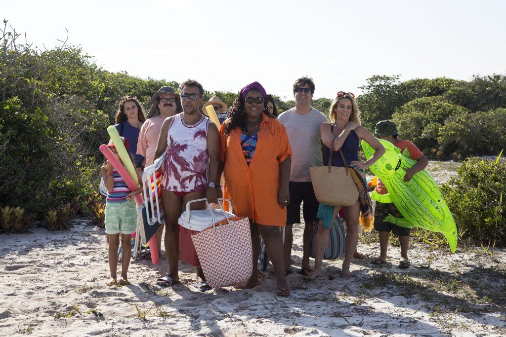Entrevista – elenco fala sobre feriadão atrapalhado em 'Os Farofeiros'