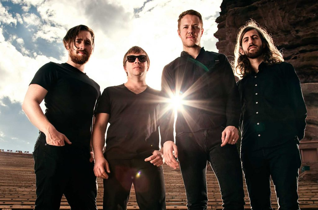 "Imagine Dragons acaba de lançar seu novo single ""Next To Me""; ouça!"