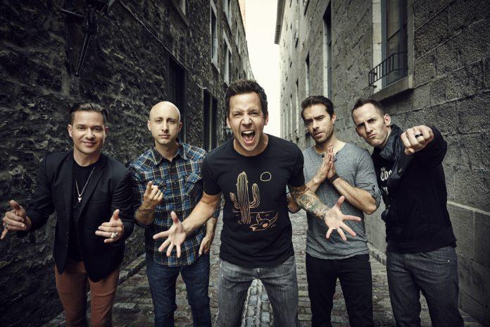Com turnê de aniversário, Simple Plan confirma apresentações no Brasil