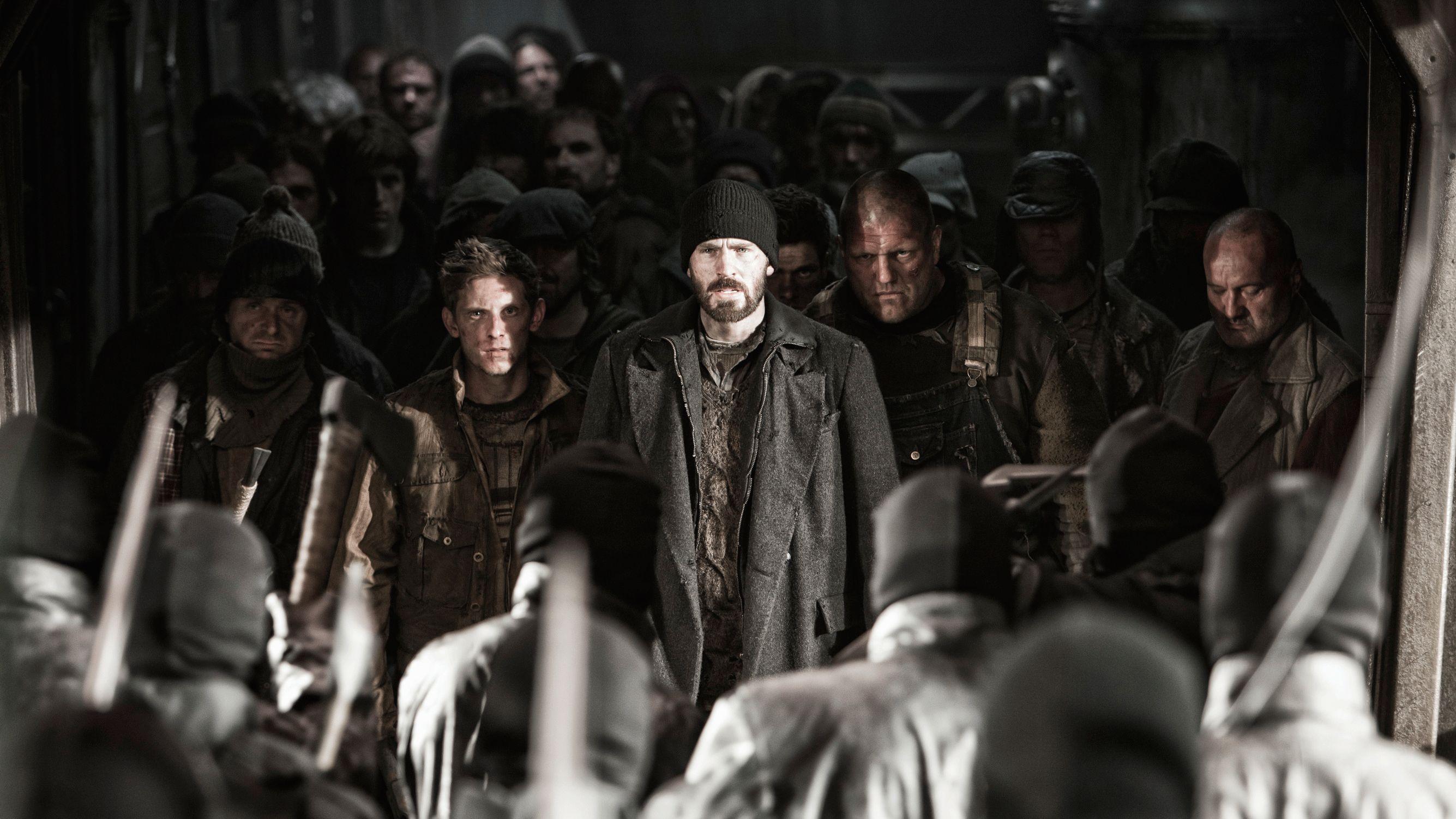 O Expresso do Amanhã | Netflix vai distribuir serie baseada no filme
