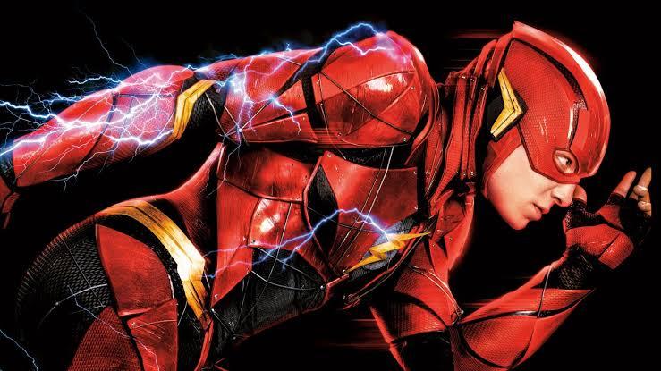 Filme 'The Flash' com Ezra Miller chegará aos cinemas em 2022