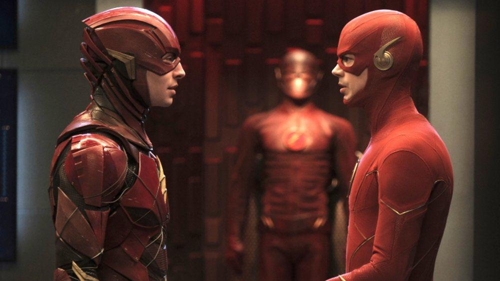 Flash: Jim Lee fala sobre a participação de Ezra Miller na série
